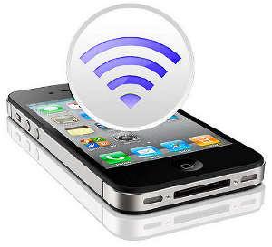 Превращение телефона в wi-fi точку доступа