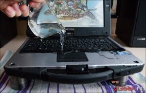 Причины поломок ноутбуков