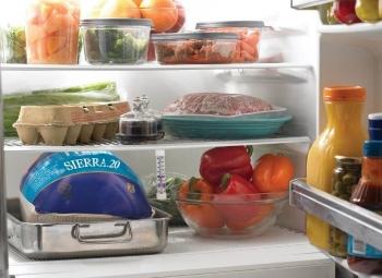 Как расположить продукты в холодильнике